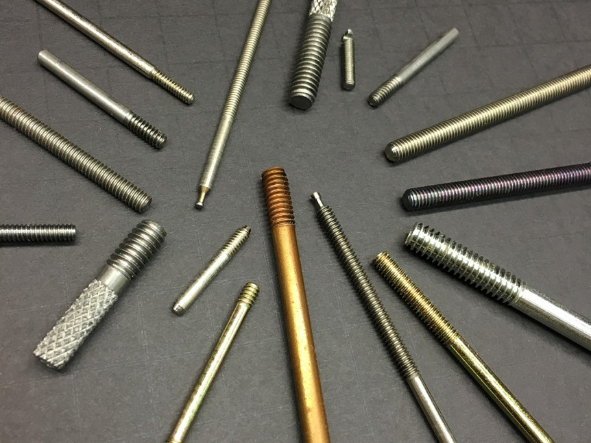 Threaded Pins